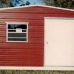 red storage shed e1292540794541 150x150 Shed Pictures