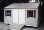 shed with ramp Shed Pictures
