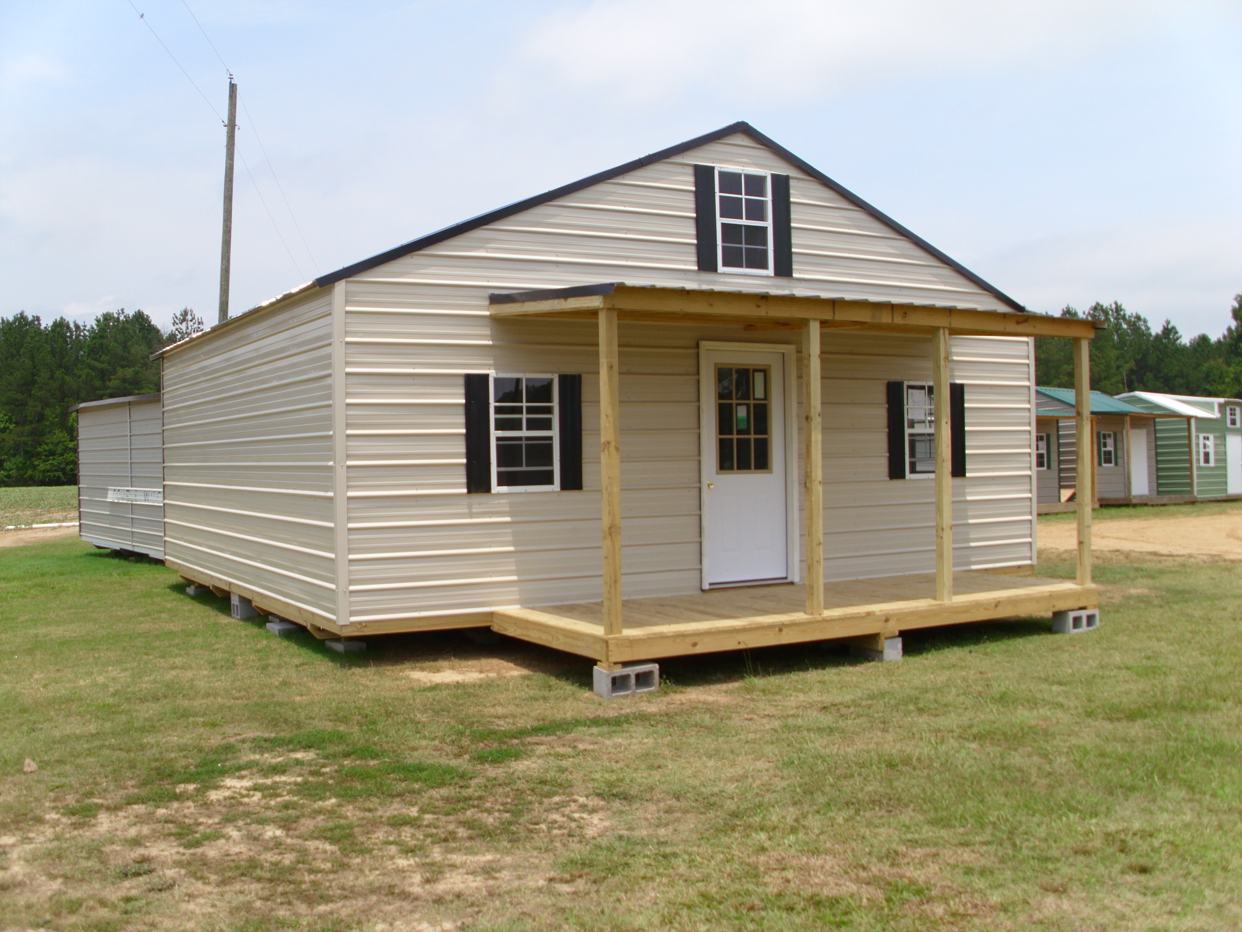 Storage sheds with loft pictures for Barn storage sheds with loft